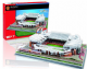 Manchester Utd. Old Trafford Stadium 3D jigsaw puzzle   (pl)